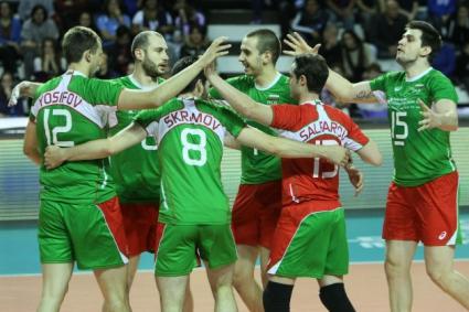 Волейболните национали ще играят с Франция в Горна Малина (видео)