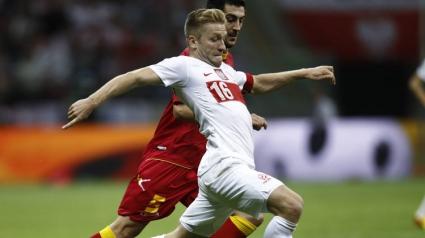 Полша и Черна гора поделиха точките (видео)