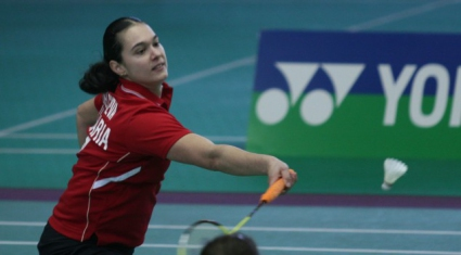 Петя Неделчева на полуфинал на двойки в Харков