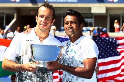 Паеш и Щепанек са новите шампиони на US Open в мъжките двойки