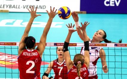 Русия отнесе и Азербайджан с 3:0 и продължава напред