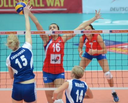 Сърбия удари Полша с 3:1 и вече е на1/4-финал на Евроволей 2013
