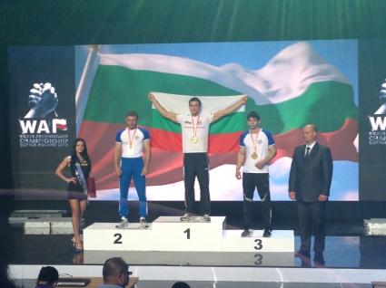 """Спортен талант на """"Еврофутбол"""" спечели две световни титли"""