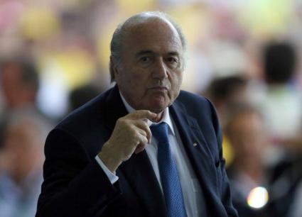 Блатер: Може би допуснахме грешка с Катар 2022