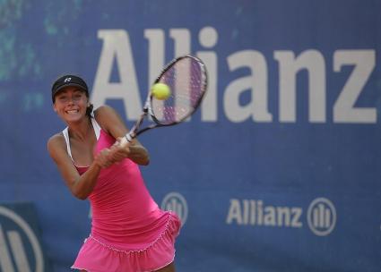 Радина Димитрова се класира за втория кръг в Испания