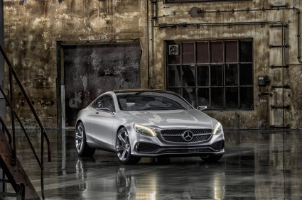 Това е бъдещият Mercedes S-Class Coupe! (Видео)