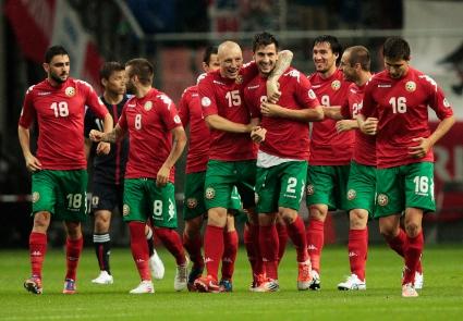 Към този момент България е аут от баражите за финалите в Бразилия, вижте подреждането