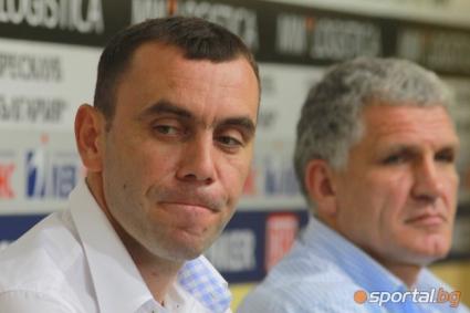 Стойков със специално обръщение към баскетболната общественост