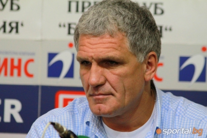 Везенков: Каквото и да кажа за Стойков, ще е малко