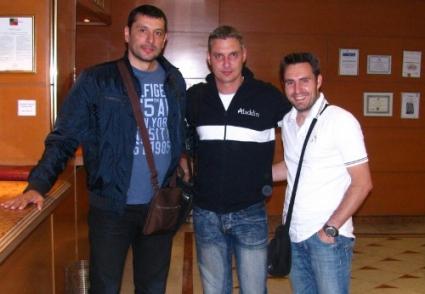 Ники Желязков дебютира начело на Ярославич с две победи и загуба за Купата на Русия
