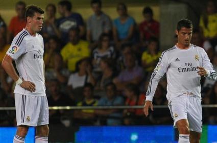 Провал за Реал Мадрид в головия дебют на Бейл (видео)