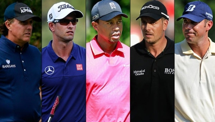 """Ето кои са номинираните за """"Голфър на годината"""" на PGA Tour"""