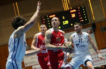 Лукойл с първа победа на турнира на остров Крит