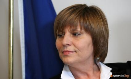 Министър Георгиева подкрепи Софийския маратон и Международния велопоход срещу трафика на хора