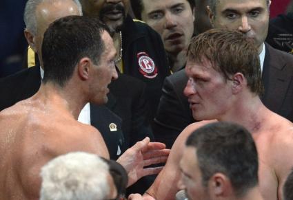 Александър Поветкин: Владимир бе по-добър от мен