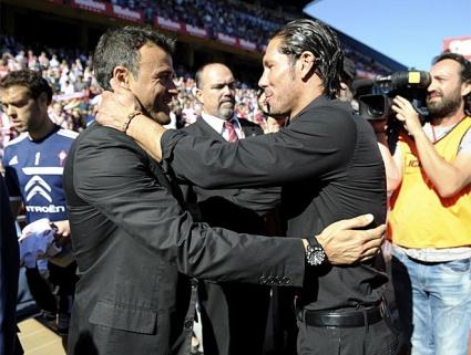 Симеоне: Това беше най-силното ни полувреме, откакто съм в Атлетико