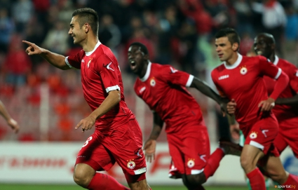 ЦСКА ще играе контрола с Банско