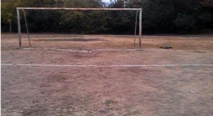 Извращение с юноши на Хасково и Локо Пд - играят на терен със слама и кучешки ла**а (видео)