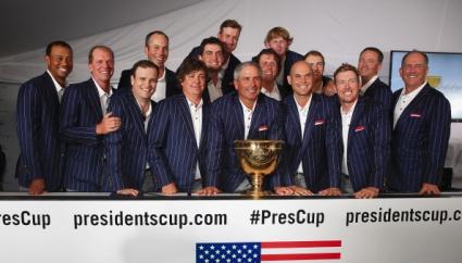 Отборът на САЩ шампион на Presidents Cup за осми път