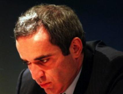 Каспаров се кандидатира за шеф на ФИДЕ