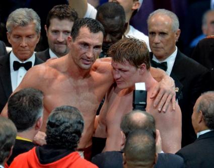 Шампионът Кличко: Съжалявам, скъпи критици, но той ме уцели само веднъж