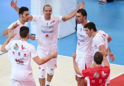"""Соколов и """"новият"""" Тренто гонят първи трофей! Гледайте мача за Суперкупата на Италия ТУК!!!"""