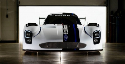 Ford Racing EcoBoost наистина го направи!