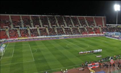 Експлозия на стадиона в Майорка рани тежко двама - мачът на Испания под въпрос
