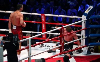 Кличко: Реванш с Поветкин само в Киев