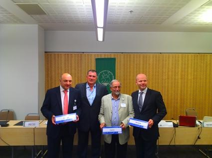 Грузия, Кипър и Словения бяха приети за членове на АБАФ