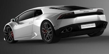 Lamborghini показа новия си модел Huracán