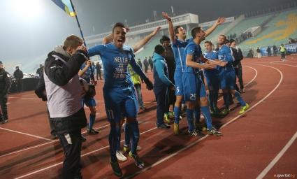 Левски започва 2014 година срещу Херо