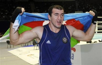 Магомедрасул Меджидов стана спортист на годината в Азербайджан