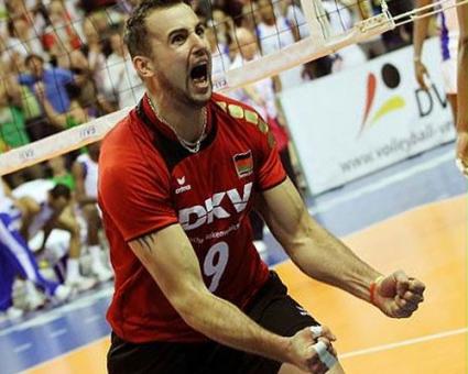 Георг Гроцер стана волейболист №1 на Германия за 2013 година