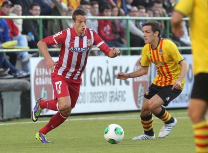 Три отбора от Примера с оферти за играч на Атлетико