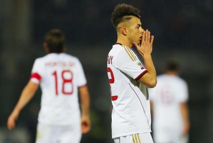 Тежък удар за Милан: Ел Шаарауи аут за 10 седмици