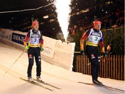 Лаура Далмайер и Флориан Граф спечелиха традиционната гала по биатлон в Гелзенкирхен