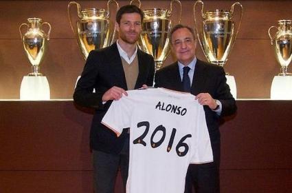 Чаби Алонсо остава в Реал (Мадрид)