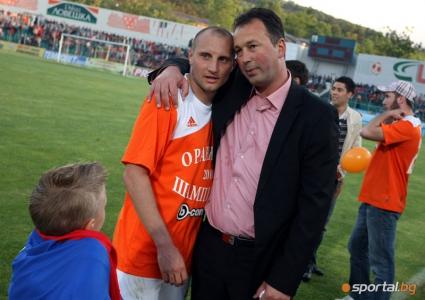 Червенков се завърна начело на Севастопол