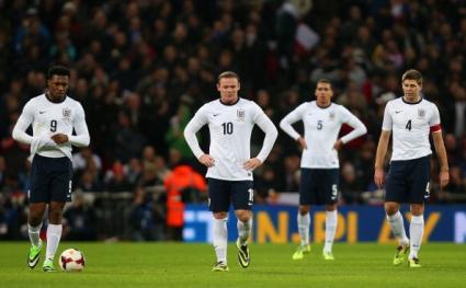 Англия насрочи три контроли преди световното първенство