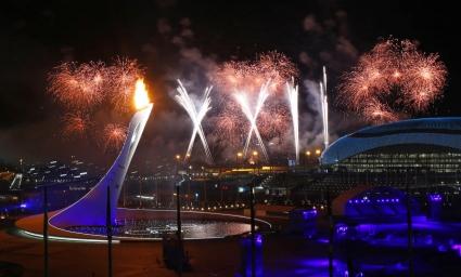 Грандиозна церемония за откриването на Олимпийските игри в Сочи (видео)