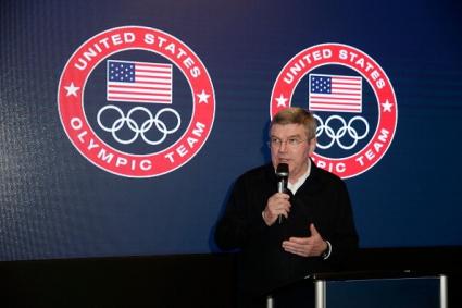 Бах: Олимпиадата в Сочи е отлично организирана