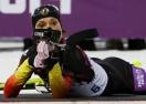Полиция обискира дома на германската олимпийка