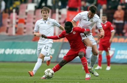 ЦСКА преби Славия и се откъсна на 4 точки от Левски преди Вечното дерби (видео+галерия)