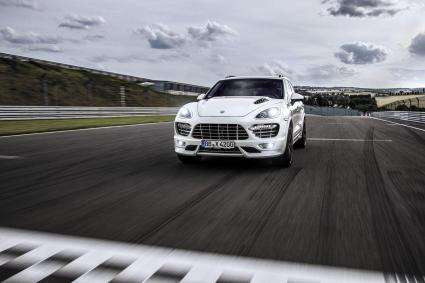 TechArt представиха Porsche Cayenne S Diesel с 460 кс