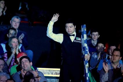 Дзюнхуей: Мечтаният финал е срещу Рони