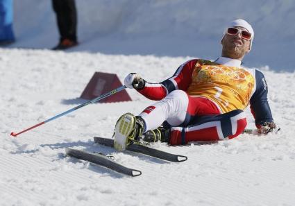 Мартин Сундби спечели бягането в Лахти