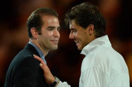 Надал и Сампрас в един отбор за нова тенис лига