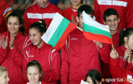ВК ЦСКА поздрави всички българи за 3 март (ВИДЕО + ГАЛЕРИЯ)