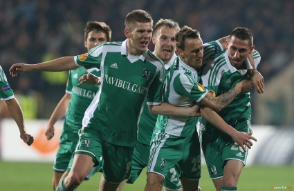 Клубове от Бундеслигата следят изкъсо головата машина на Лудогорец